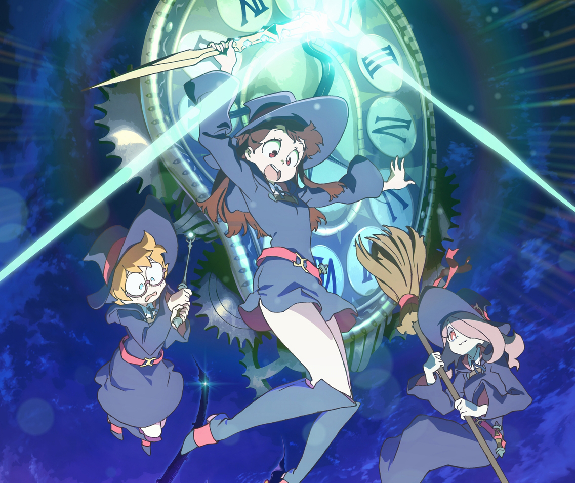Little Witch Academia Chamber of time – 02