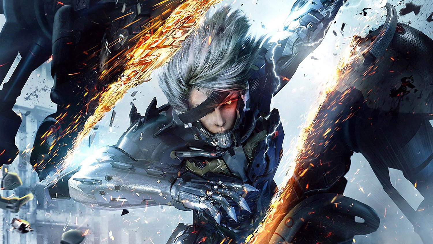 Metal Gear Rising Revengeance – 01