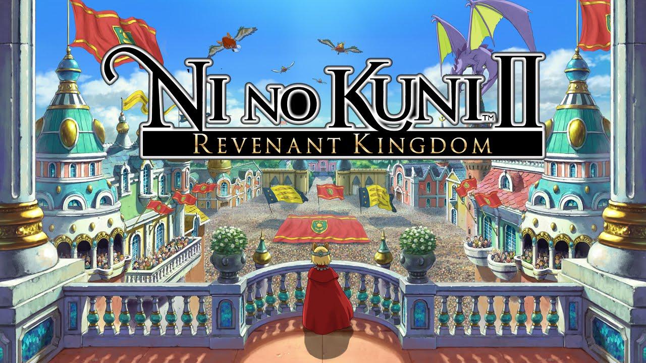 Ni no Kuni II – 02