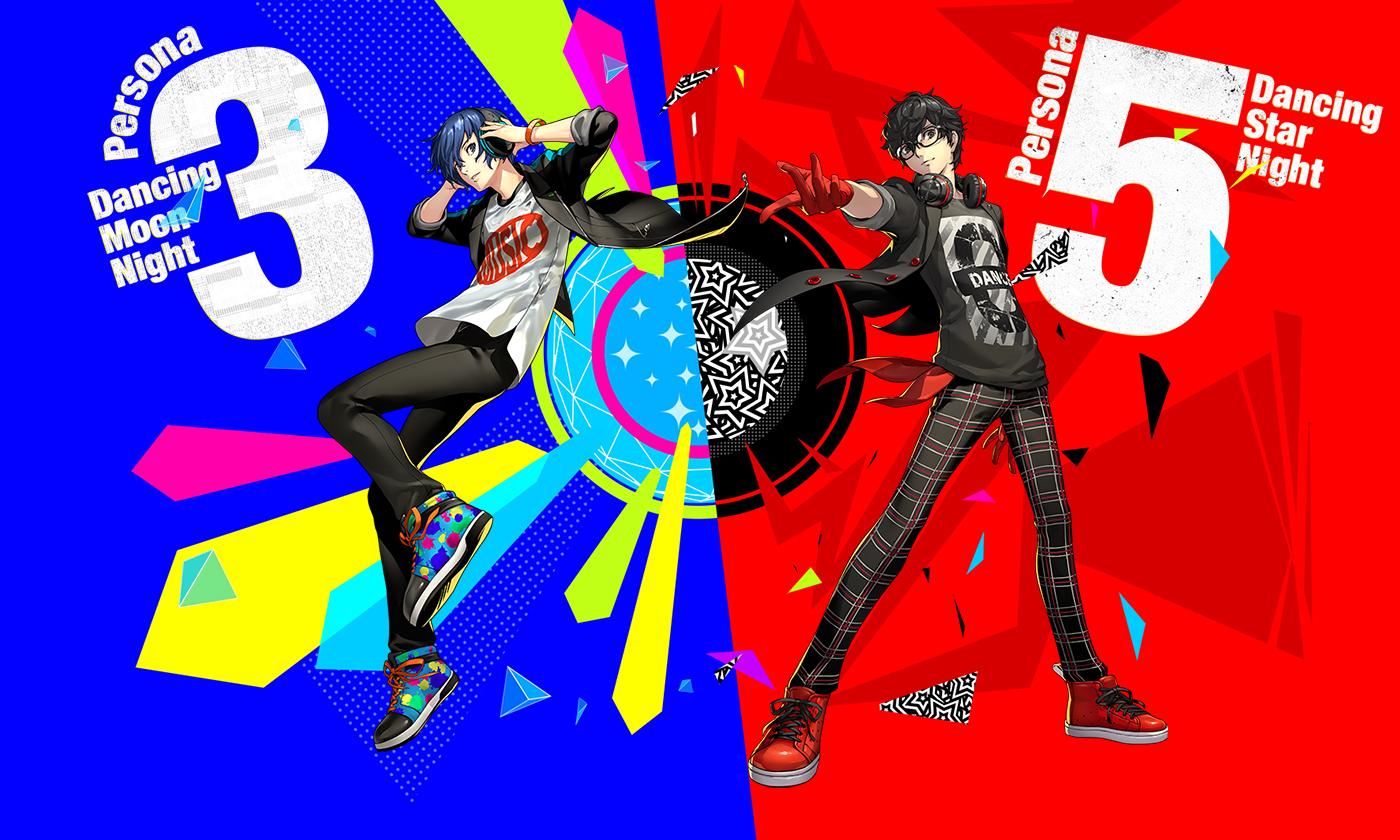 Persona 3 & 5 Dancing – 01