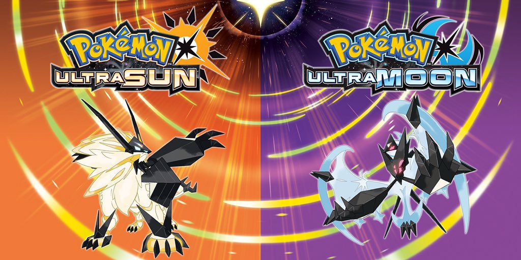 Pokémon Ultra Sun Moon – 01