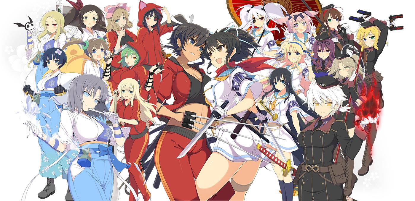 Shinobi Master Senran Kagura New Link – 02