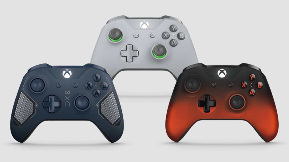 Xbox One Controllers – 01