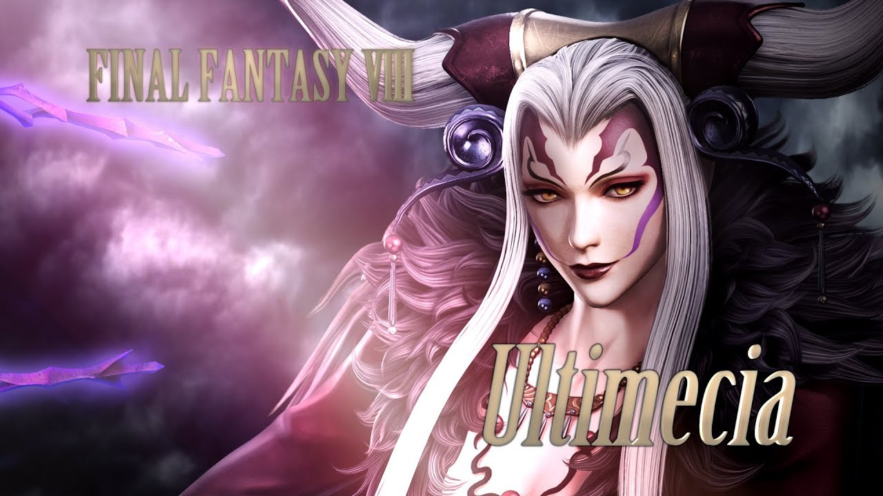 Dissidia Final Fantasy – Ultimecia 01
