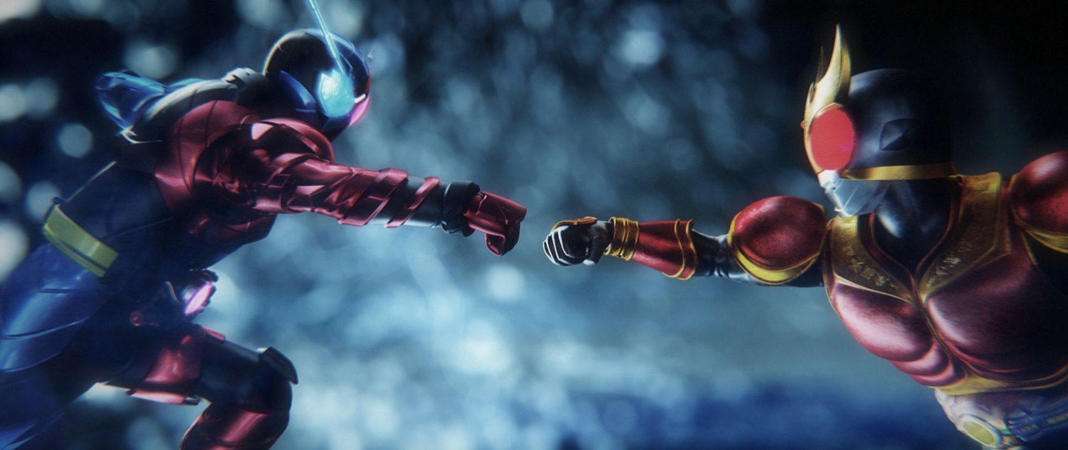 Kamen Rider Climax Fighters – 01