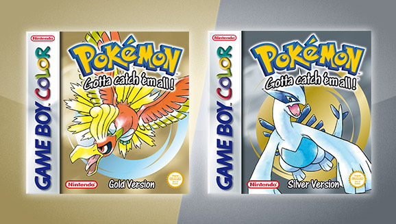 Pokemon Gold & Silver – 01
