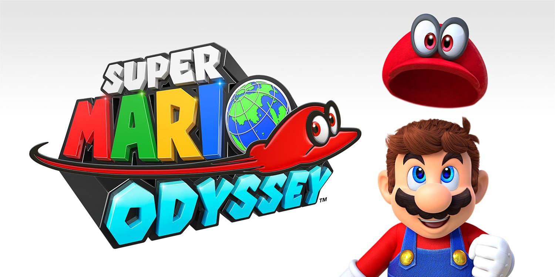 Super Mario Odyssey – 01