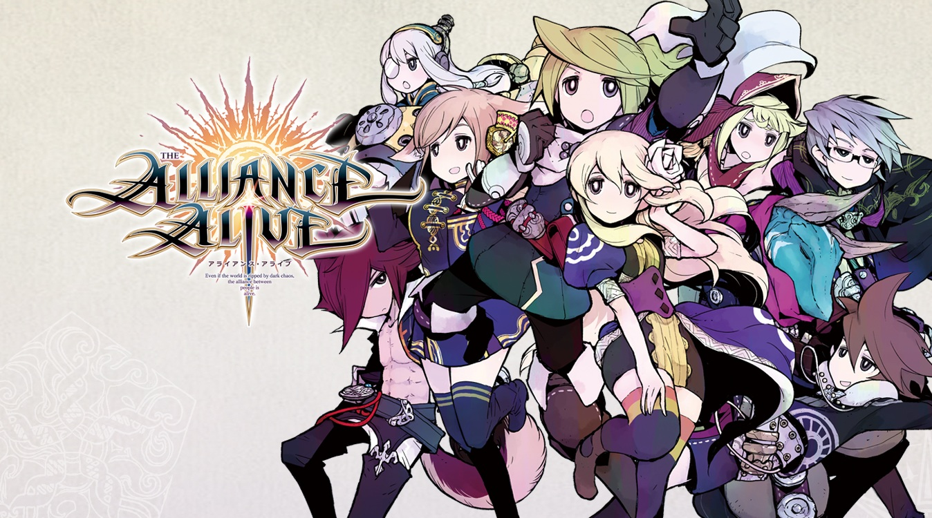 The Alliance Alive – 01