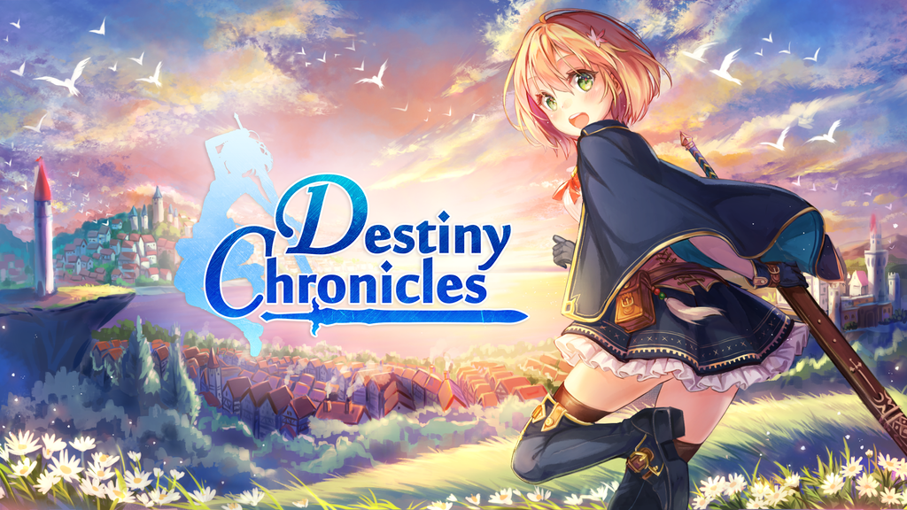 Destiny Chronicles – 02