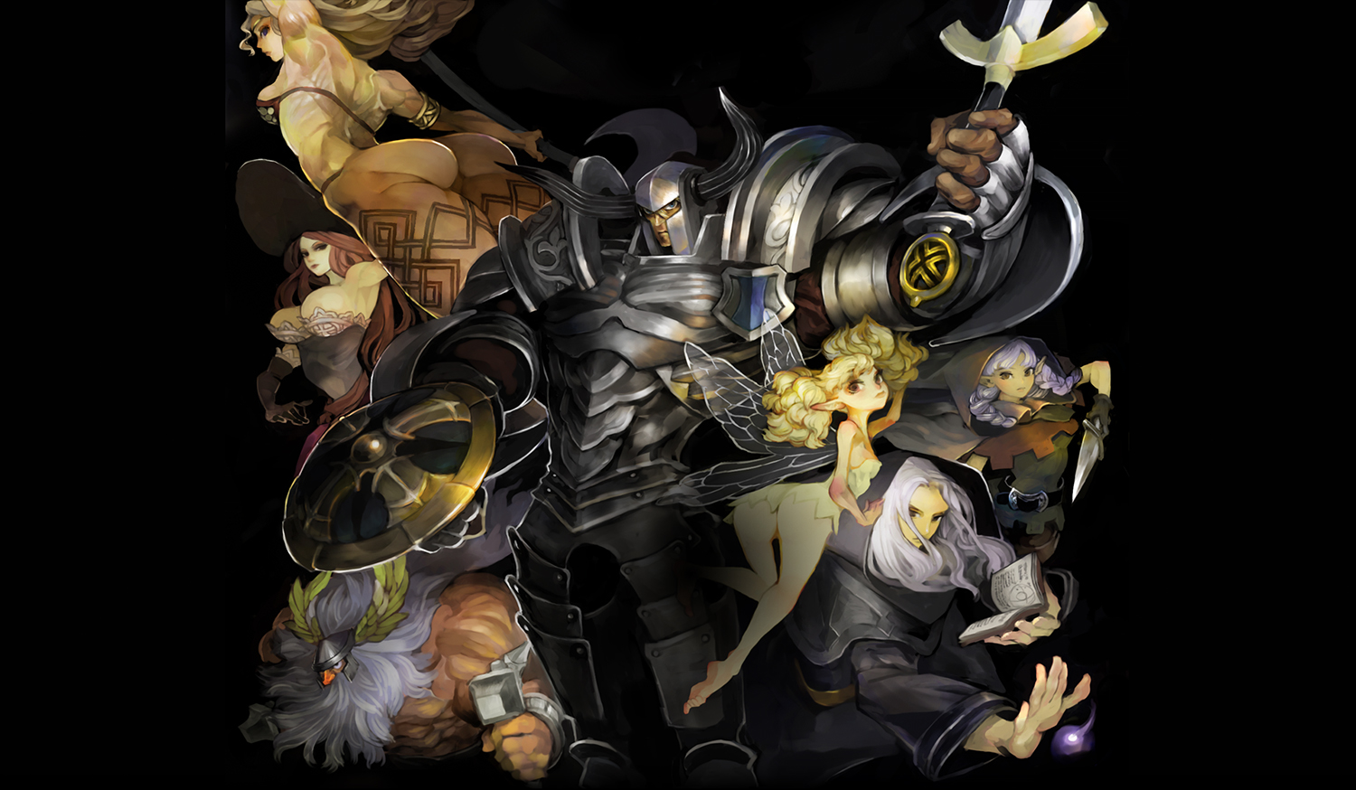 Dragons Crown Pro – 01