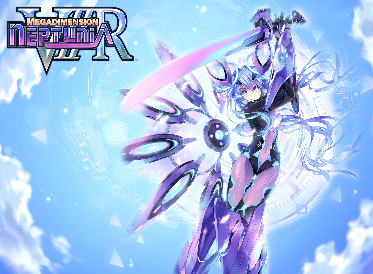 Megadimension Neptunia VIIR – 01