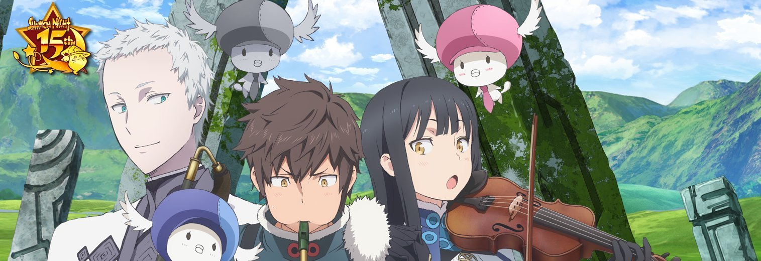 Summon Night 6 Lost Borders – 01