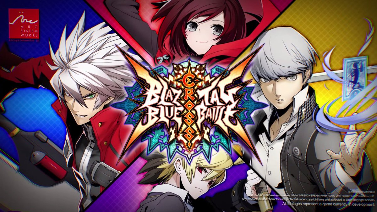 BlazBlue Cross Tag Battle – 01