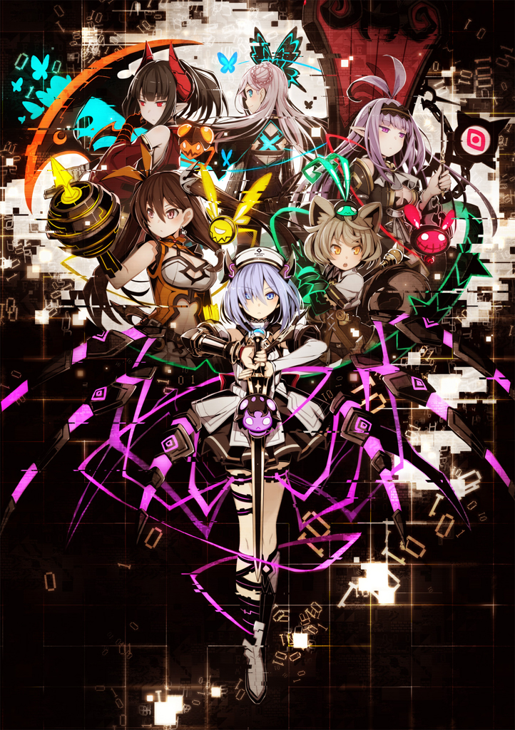 Death end re;Quest – 01