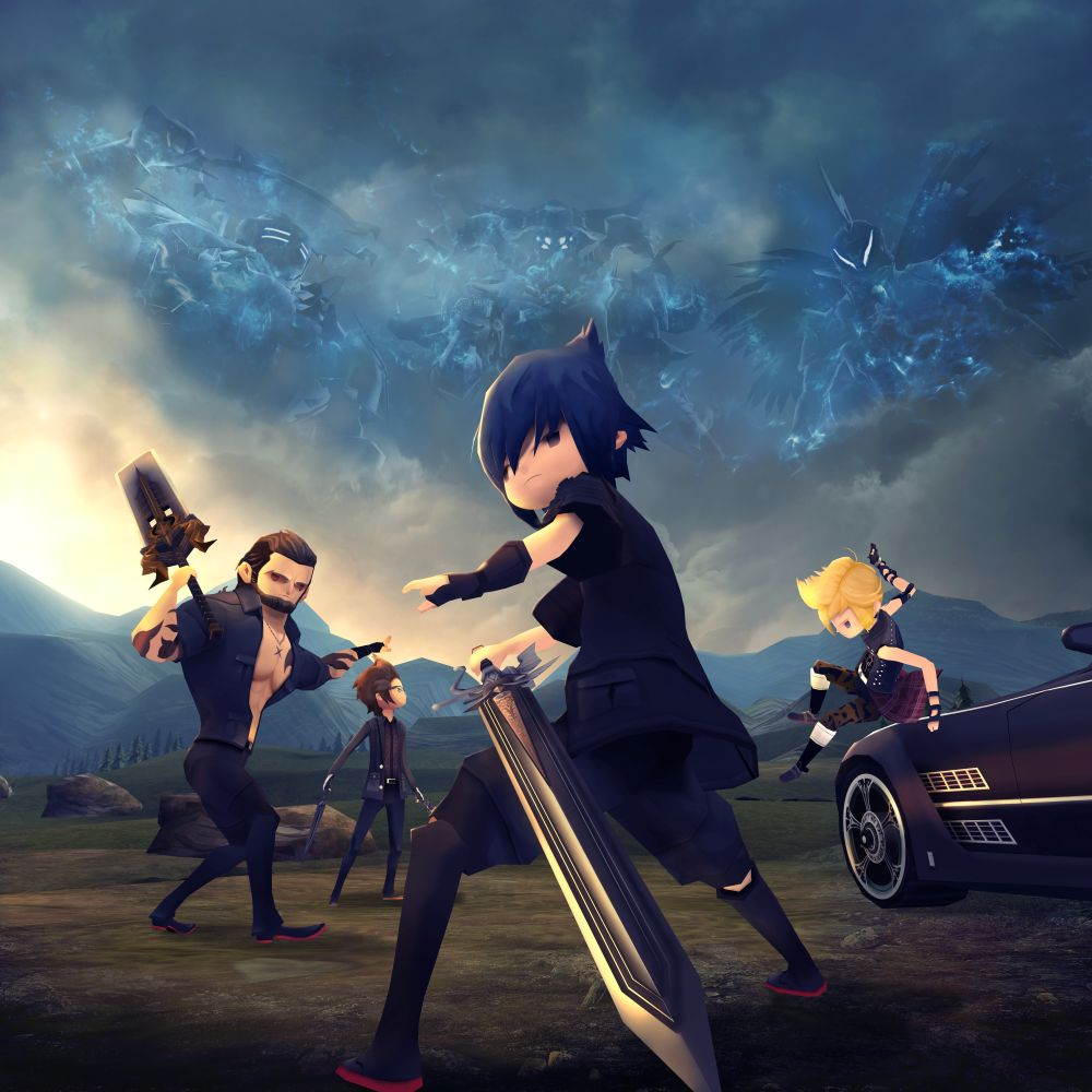 Final Fantasy XV Pocket Edition (8)