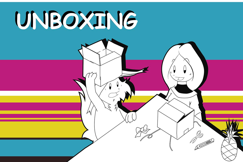 Sunlight Comics Metroid Samus Returns Unboxing – 01
