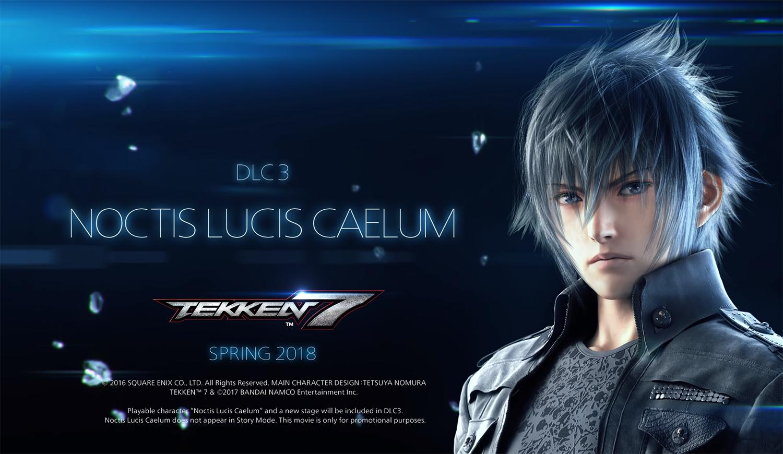 Tekken 7 Noctis DLC – 01
