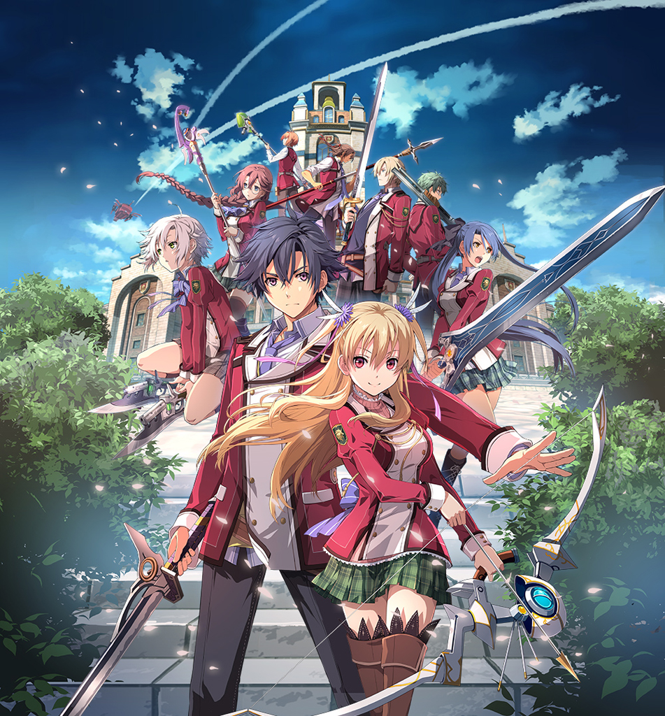 The Legend of Heroes Trails of Cold Steel I Kai – 01