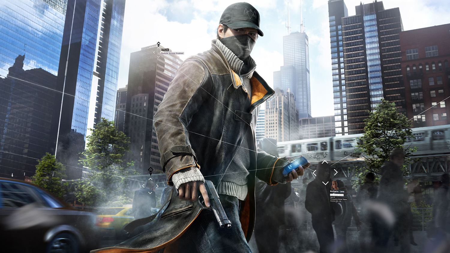 Watch Dogs – 01