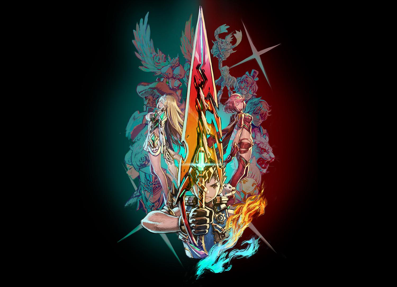 Xenoblade Chronicles 2 – 01