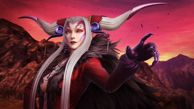 Dissidia Final Fantasy NT – Ultimecia
