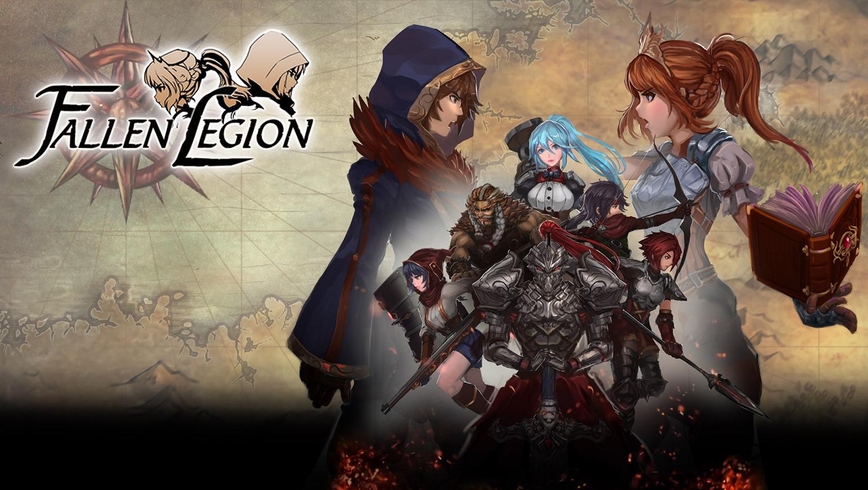 Fallen Legion – 01
