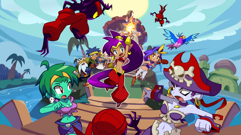 Shantae Half Genie Hero – 01