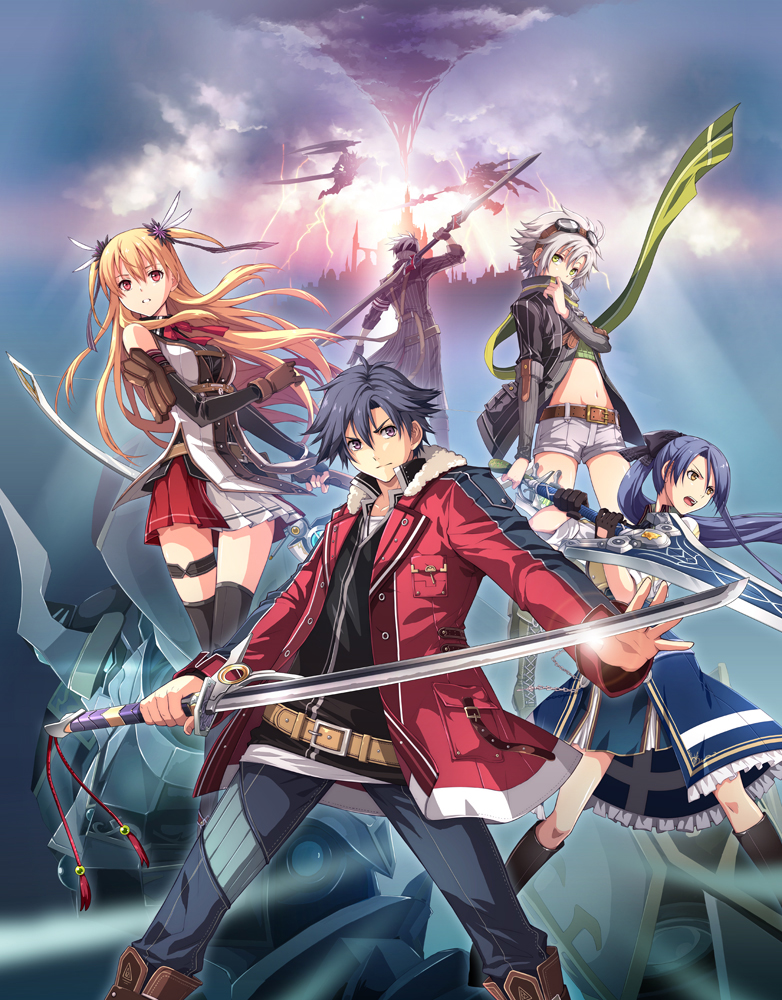 The Legend of Heroes Trails of Cold Steel II Kai – The Erebonian Civil War (1)