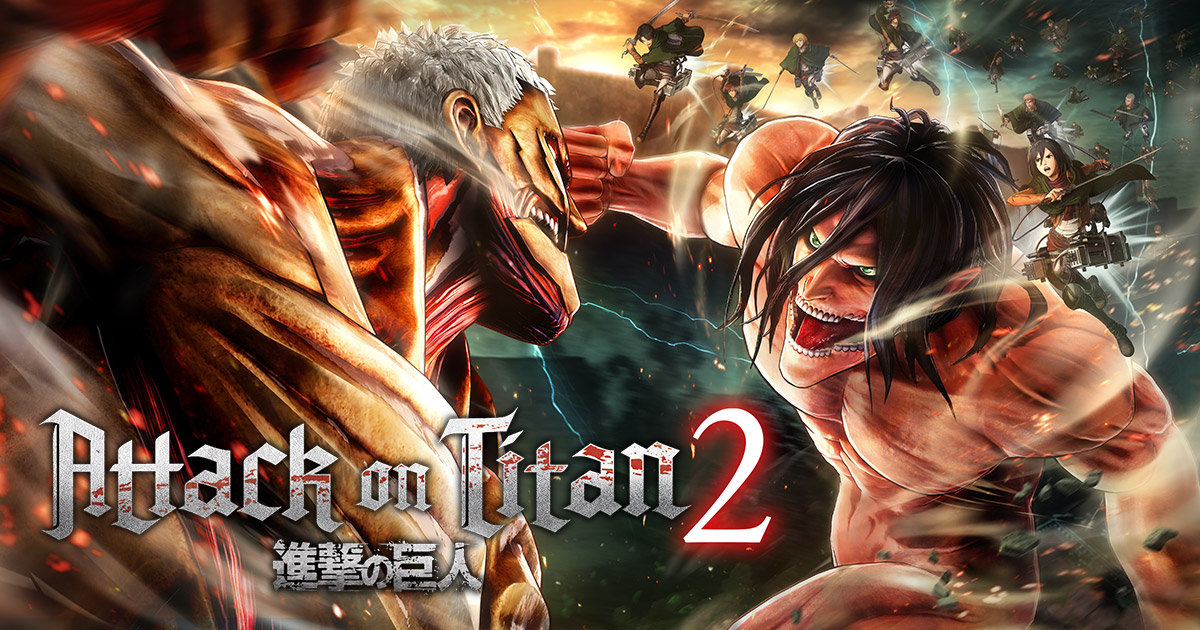 Attack on Titan 2 – 01